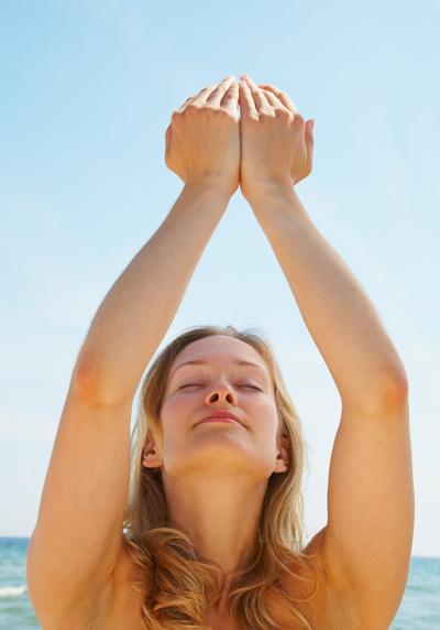 Голые фото йоги